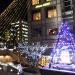クリスマスシーズン★デートをかねてブライダルフェアへ