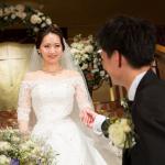 花嫁をエスコートする花婿の大切な役割!立ち居振る舞いのコツ その1