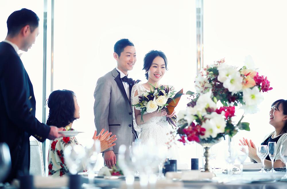 結婚式の「正統派」マナーのご紹介その2