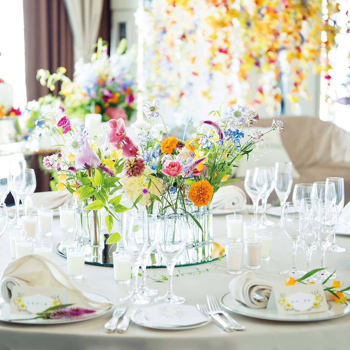 ゲストが嬉しくなる結婚式新着情報イメージ3