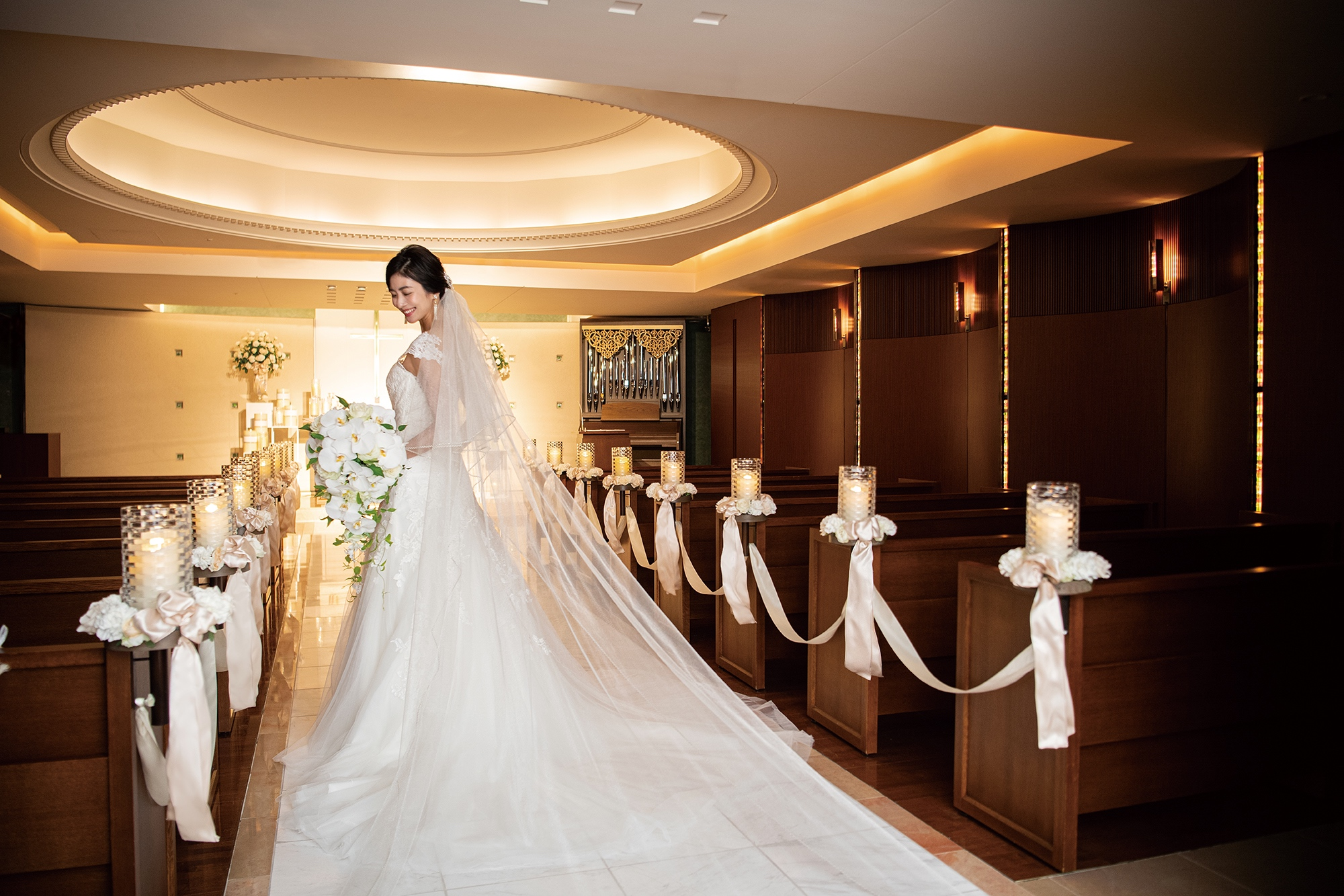 おふたりの希望や想いのこもった結婚式の実現のために