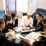 Okura Basics.【Total Coordinate】~京都ホテルオークラの総合力~