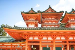 平安神宮 儀式殿挙式(神前式・披露宴/30名様)