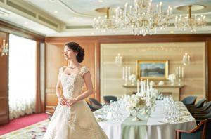【少人数ウエディング】約84万円/10名様見積例《ドレス・挙式・披露宴・衣裳・スタジオ写真》