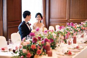 【少人数ウエディング】約104万円/10名様見積例《ドレス・挙式・披露宴・スタジオ写真》