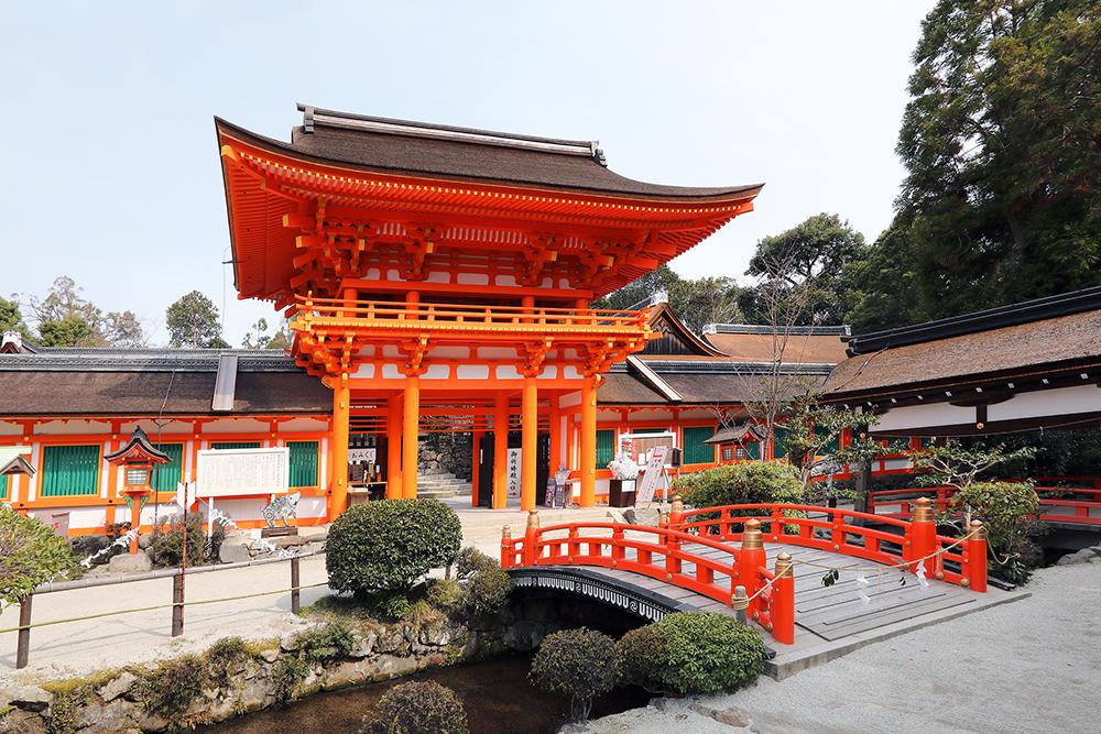 【上賀茂神社で挙式&京都ホテルオークラで披露宴プラン】