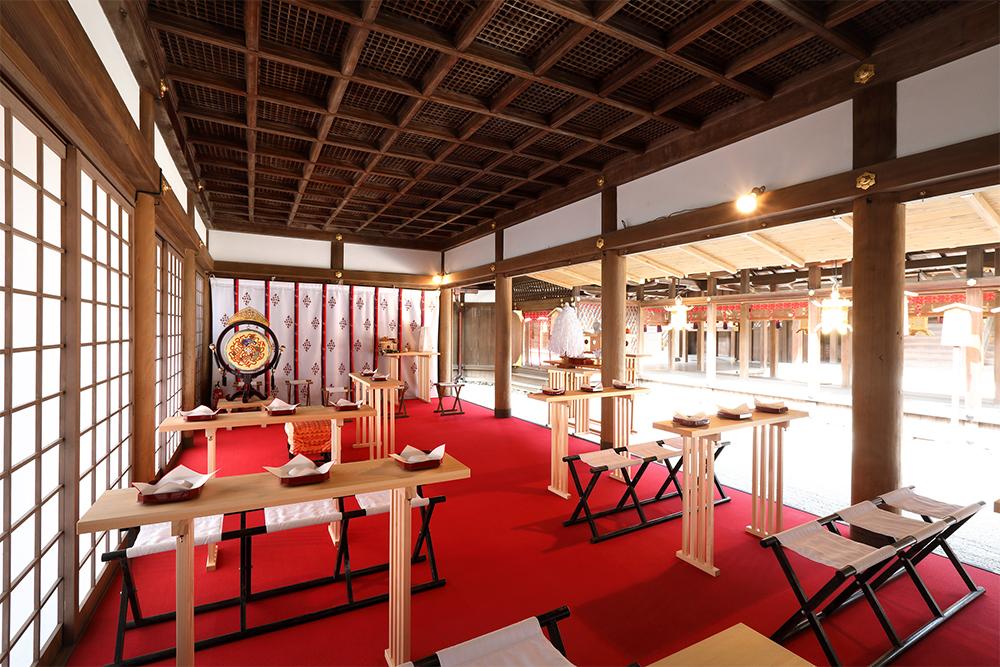 【上賀茂神社で挙式&京都ホテルオークラで披露宴