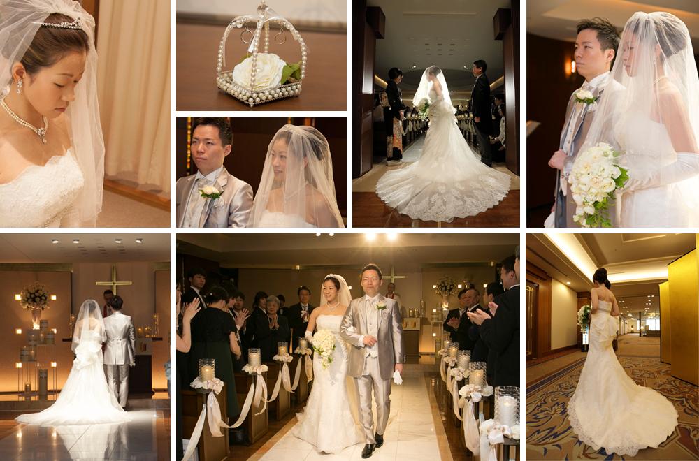 自分たちに似合う「大人ラグジュアリー」な結婚式 ウエディングレポートイメージ2