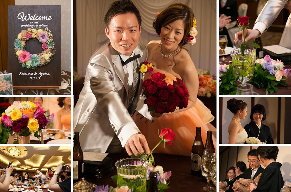 自分たちに似合う「大人ラグジュアリー」な結婚式 ウエディングレポートイメージ4