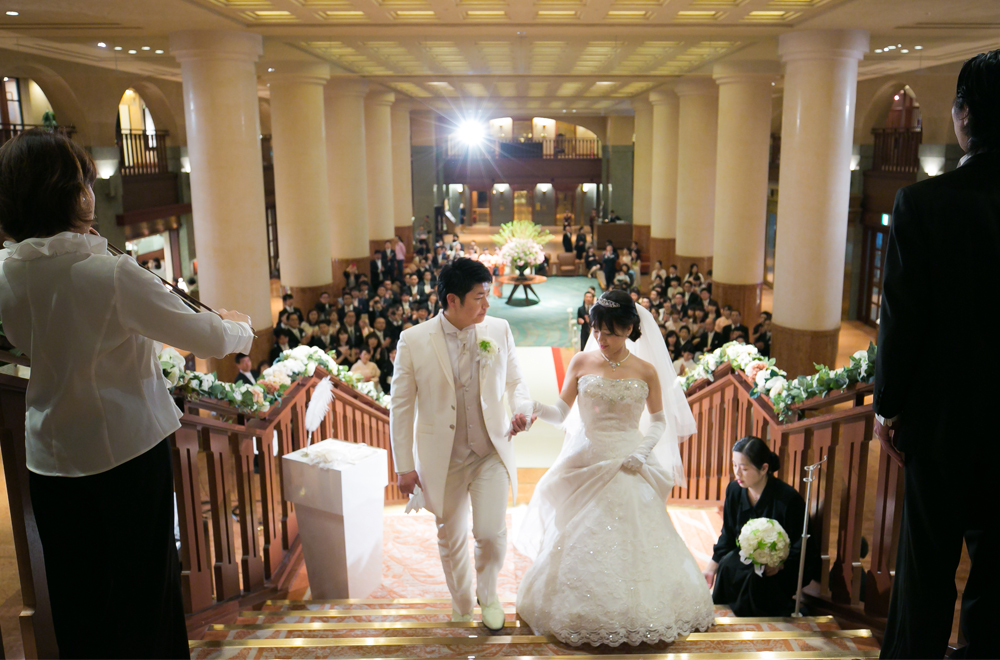 「2人のことを知ってもらい、楽しんでもらう」結婚式