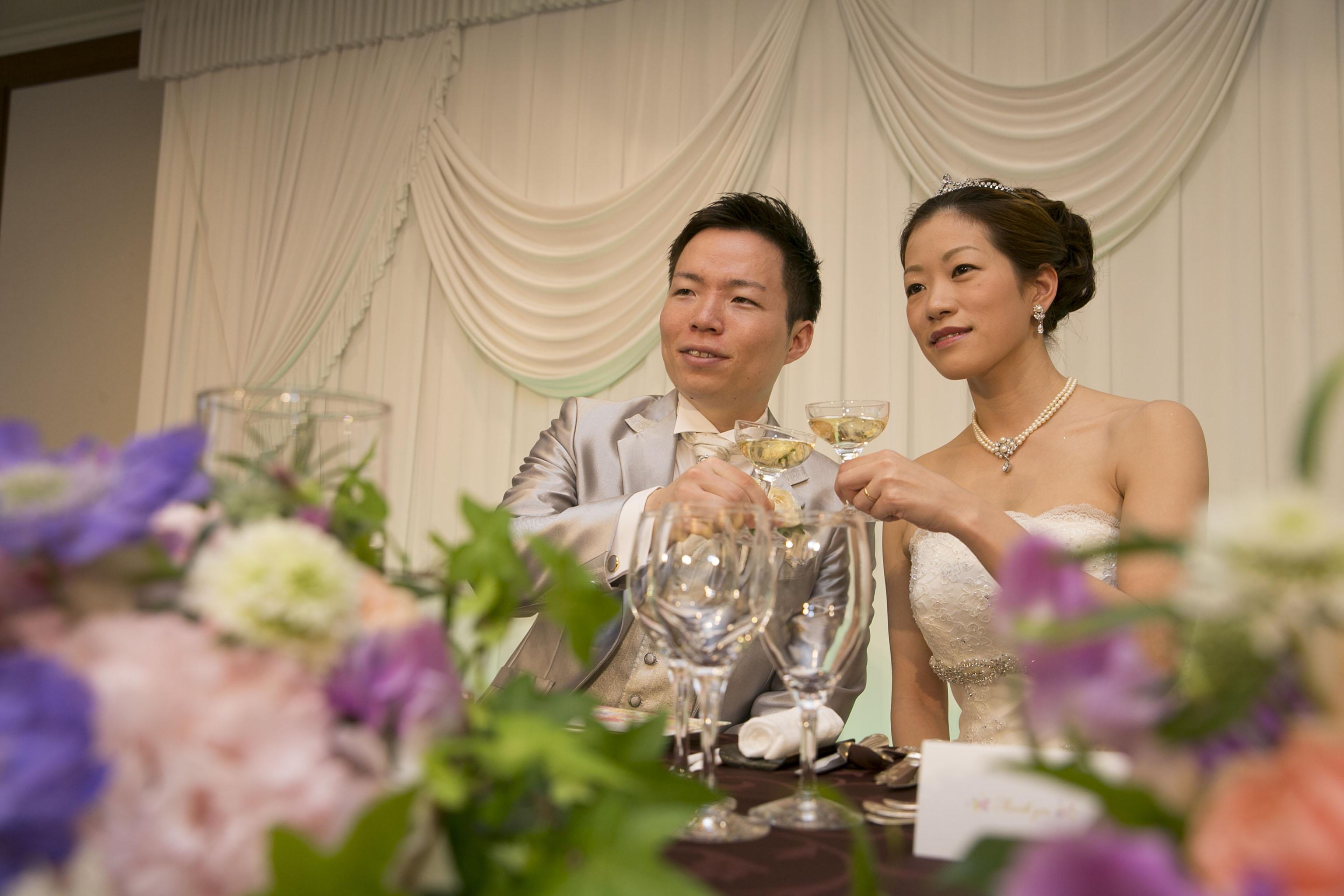 自分たちに似合う「大人ラグジュアリー」な結婚式 ウエディングレポートイメージ5