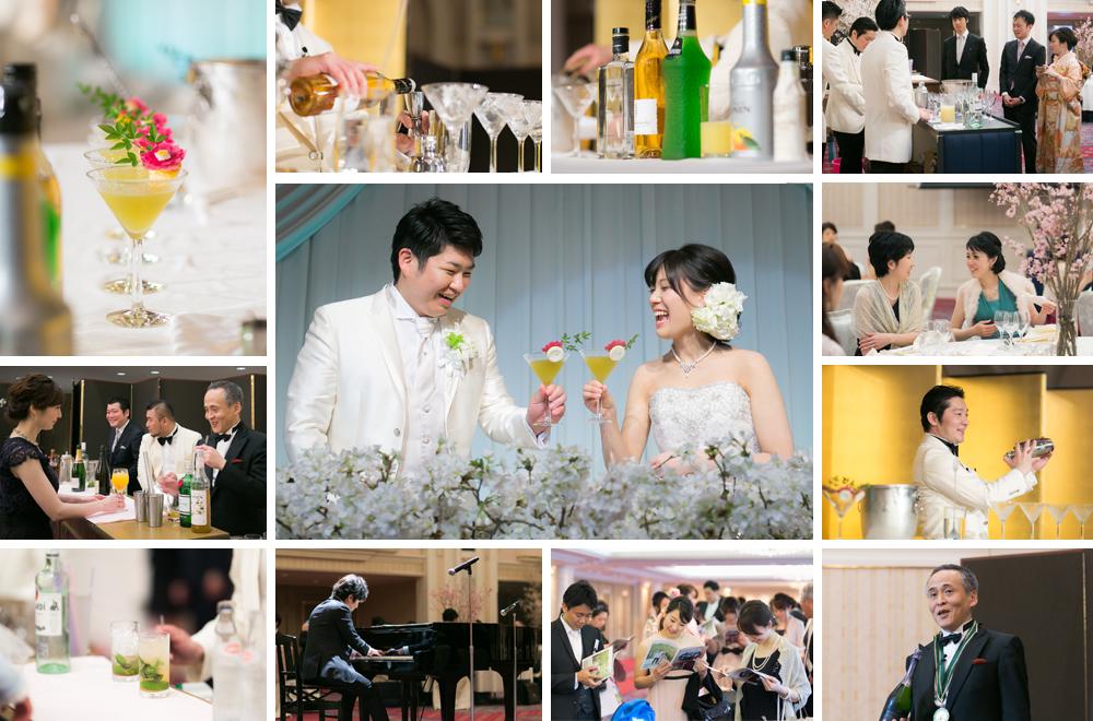 「2人のことを知ってもらい、楽しんでもらう」結婚式 ウエディングレポートイメージ3