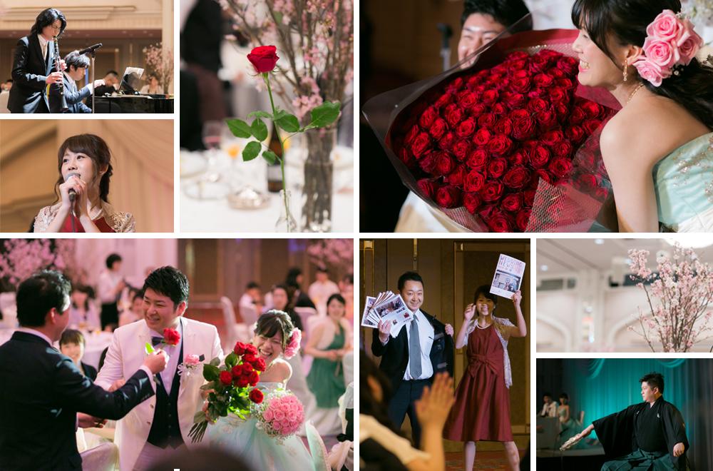 「2人のことを知ってもらい、楽しんでもらう」結婚式 ウエディングレポートイメージ4