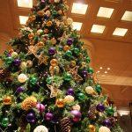 クリスマスツリー登場★写真映えするロビーでの前撮りのコツ