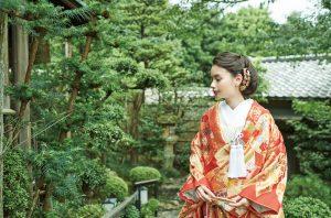 宿泊特典付き 京都リゾート婚プラン