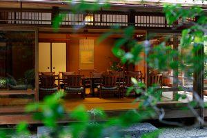 京都ホテルオークラ別邸 京料理「粟田山荘」のご婚礼